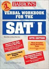 Verbal Workbook for the SAT I
