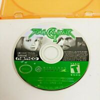 Soul Calibur II 2 - Nintendo GameCube / Wii - TESTED Disc Only