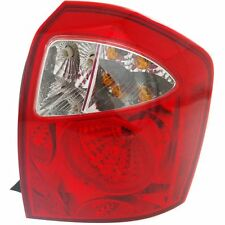 Tail Light For 2005-2006 Kia Spectra5 RH w/ Bulb(s) Clear & Red Lens