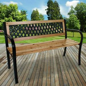 Outdoor 3 Seater Garden Bench..