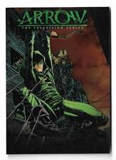 2015 Cryptozoic Arrow Season 1 Comic Covers Chase CCC6