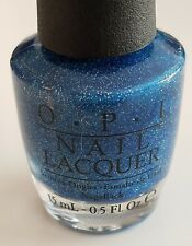 Opi Nail Polish Blue Chips (Nl 903) Htf Shop My Store For More Colors!