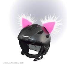 Helmohren /Plüsch/ Mäuseöhrchen Ohren für Helm/ Skihelm/ Snowboardhelm Skihase