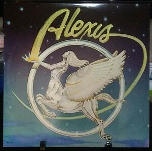 ALEXIS Self-Titled Album Released 1977 Vinyl/Record Collection USA NM Like New