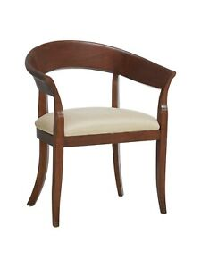 New Willis & Gambier Lille Cherry Hall Accent Dining Chair *Ex John Lewis*