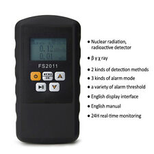 Geiger Counter Nuclear Radiation Detector β Y X-Ray Dosimeter Real-time Monitor
