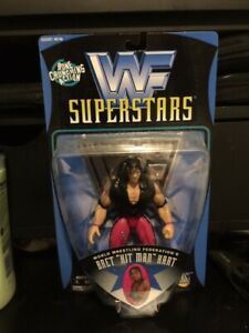 WWF Superstars Best of 1997 Bret Hart Jakks figure WWE