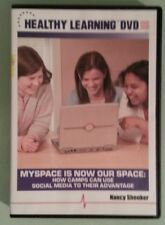 healthy learning MYSPACE IS NOW OUR SPACE how camps can use social media DVD