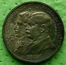 Le Brésil BRAZIL 1000 REIS 1922 UNC