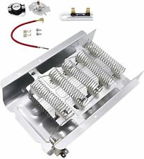 3403585 Dryer Heating Element for Whirlpool Kenmore Maytag w/Thermostat Kit Fuse
