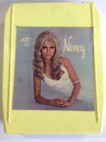 NANCY SINATRA Nancy 8 RM 6333 8 Track Tape