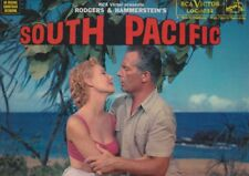 SOUTH PACIFIC Rodgers Hammerstein RCA soundtrack 33 vinile disco
