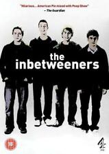 THE INBETWEENERS SERIES 1 SIMON BIRD JAMES BUCKLEY CHANNEL 4 UK REGION 2 DVD NEW