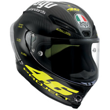 AGV Pista GP Race Track Motorcycle Helmet Project 46 Valentino Rossi XLarge XL