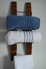 Wine Barrel - Towel Rack