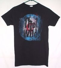 The Who Mod Target T Shirt Size S British Rock Beatles Kinks Rolling Stones