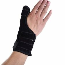 Wrist Support Brace With Thumb Hand Support One Size Breathable Sport Stabilizer
