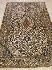 Pers Naien wool hand knotted carpet rug 200 x 300 cm size