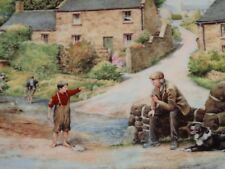 Royal Doulton Collectors Plate The Young Fisherman #2