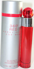360 Red by Perry Ellis for Men - 1.7/1.6 oz EDT Spray New In Box