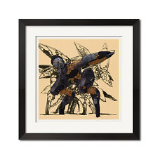 Metal Gear Solid Guns Of The Patriots Metal Gear Ray Poster Print