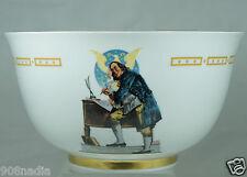 Vintage Danbury Mint Bicentennial Bowl Ben Franklin Declaration Independence