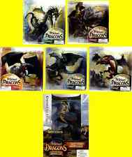 McFarlane Toys Dragons Series 2 Quest for the Lost King Figure Set of 6 .