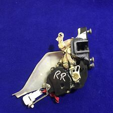 1992 - 1996 TOYOTA CAMRY RIGHT REAR PASS DOOR LATCH WITH LOCK ACTUATOR OEM 4DR