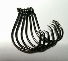 6/0 quality Chemically sharpened octopus offset circle hooks 80pack