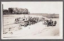 VINTAGE 1925-30 ST PAUL'S COLLEGE CONCORDIA MISSOURI NEW ATHLETIC FIELD PHOTO
