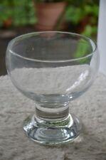 Glas, für Bonbons, Kekse oder Nüsse, sehr dekorativ, neuwertig, vgl. Fotos!