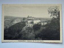 CASTROVILLARI santuario M. SS del Castello Cosenza vecchia cartolina