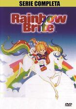 Rainbow Brite, La Tierra Arcoiris: La Serie Completa En Español Latino (4-DVD'S)