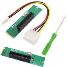 KM_ BG_ 4.0GB/s M.2 NGFF To PCI-E X4 Adapter Interface Riser Card for Desktop La