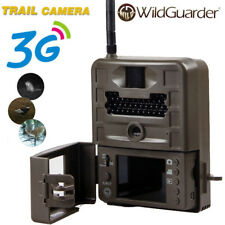 3G Network MMS GPRS Trail Hunting Game Camera WildGuarder WG-1010G Security Cam