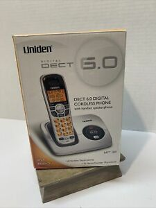Uniden DECT 6.0 Digital Cordless Phone 1560 – NEW in ORIGINAL FACTORY PACKAGE!!