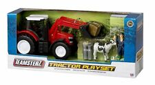Teamsterz Tractor Playset - Red