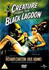 CREATURE FROM THE BLACK LAGOON RICHARD CARLSON UNIVERSAL UK REGION 2 DVD NEW