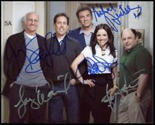 REPRINT - SEINFELD Cast Jerry - Kramer Autographed Signed 8 x 10 Photo Poster