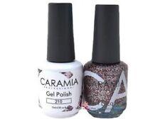 Caramia Gel & Regular Nail Polish Matching Duo Set - Color: 210