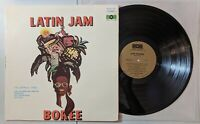 The Latin All Stars - Latin Jam Boree LP 1973 Roper Cha Cha Guajira Boogaloo VG+