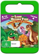 The Land Before Time: Volume 4 - The Eyes of Spiketail DVD R4