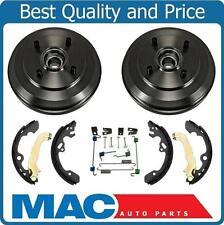 09-2011 Focus (2) Rear Drum Wheel Bearing (1) Brake Shoes (1) Brake Spring Kit