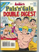 Archie's Pals 'N' Gals Double Digest Library 7 1994 FN Veronica Betty Swimsuit