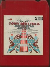 8 Track - Quadraphonic   Superstar Guitar   Tony Matolla