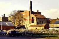PHOTO  DORSET THE FORMER BAXTERS BREWERY IN LONG STREET SHERBORNE 1968