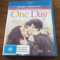 One Day Bluray LIKE NEW! FREE POST