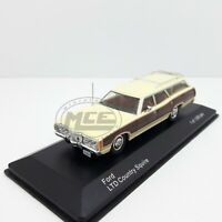 1/43	FORD LTD COUNTRY SQUIRE AMARILLO-CLARO/MADERA WHITEBOX