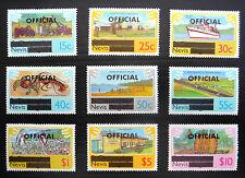 Nieves 1981 oficial Opt 9 valores a $10 como se muestra U/M FP7675