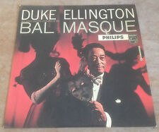 DUKE ELLINGTON bal masque 1959 UK PHILIPS MINIGROOVE MONO VINYL LP